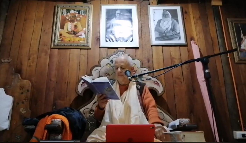 Gurudeva en Catemu desde Eka Chakra Dham