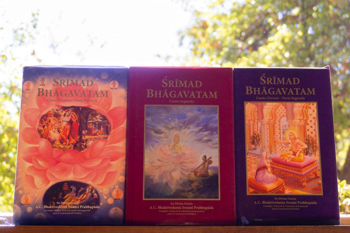Śrīmad Bhāgavatam bálsamo para limpiar el corazón