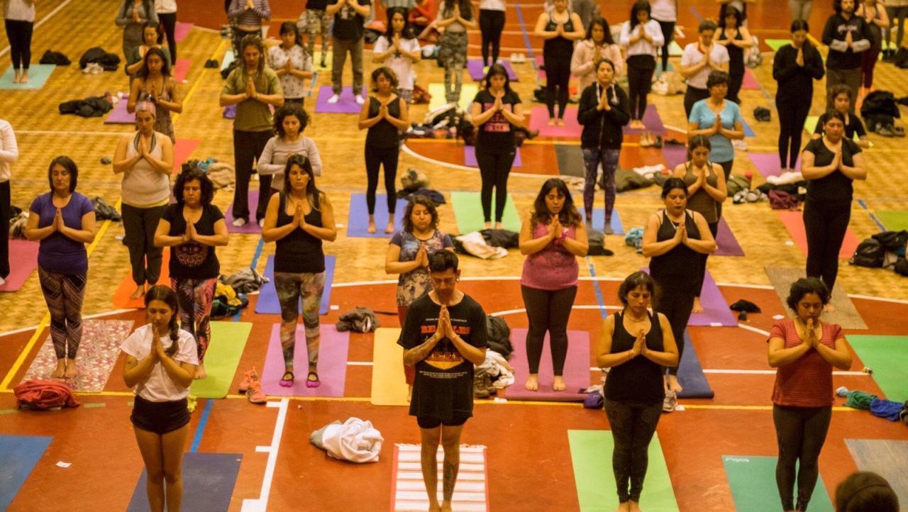 Adhyatma Asociación de Yoga