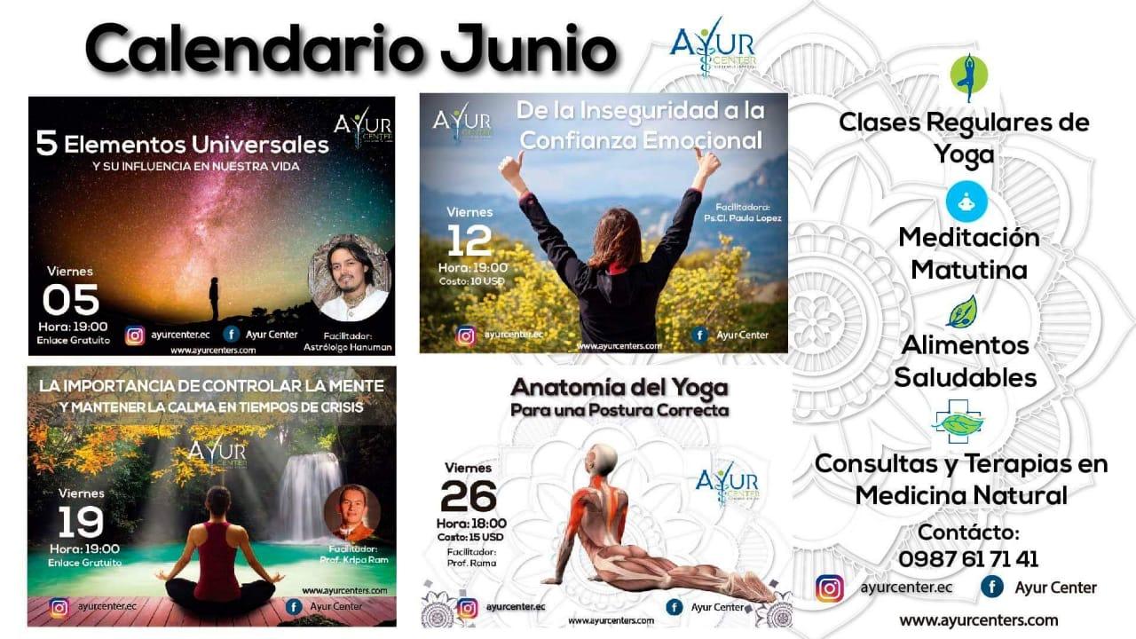 Ayur Center: Terapias para mente, cuerpo y Alma en Ecuador