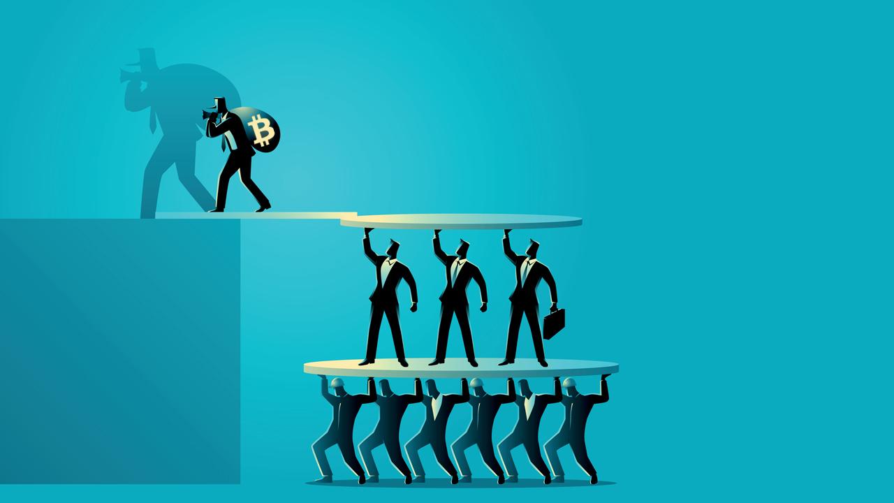 Forsage, ¿oportunidad de inversión o estafa piramidal?