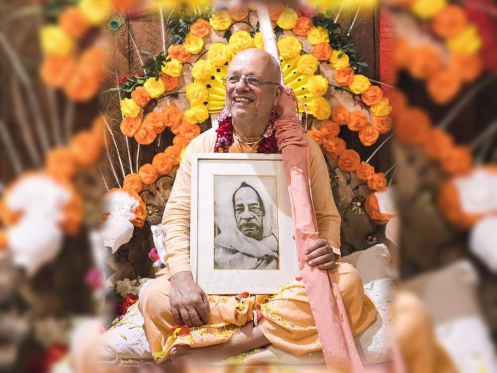 Encuentros trascendentales con Gurudeva Srila Bhaktikavi Atulananda Acharya Swami