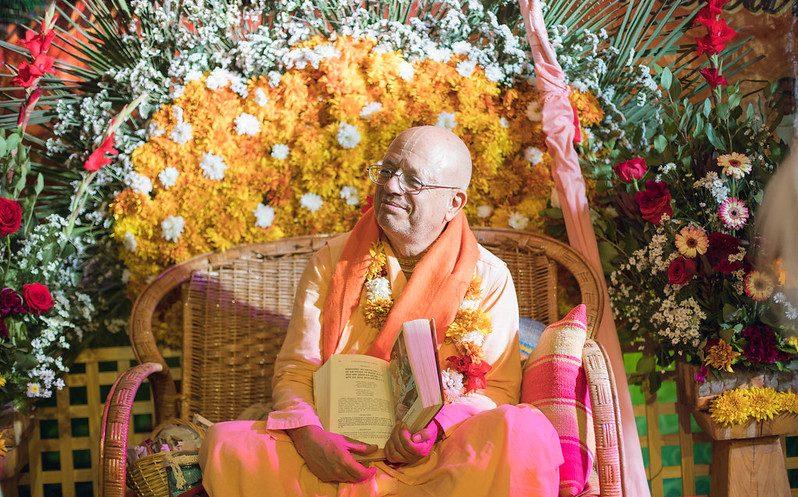 Feliz Vyasa Puja 2021 Gurudeva Atulananda
