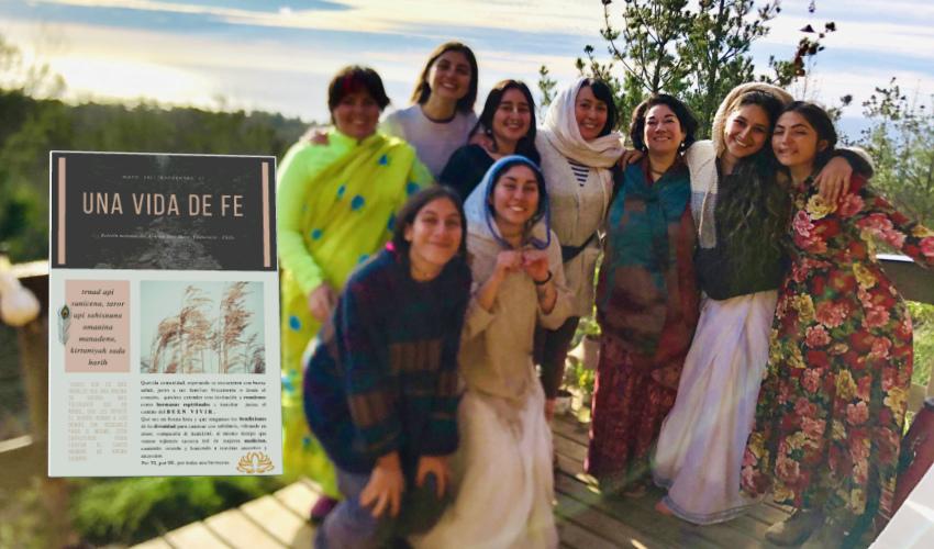 Invitación a Red de Colaboradores Ashram Saci Mata Chile
