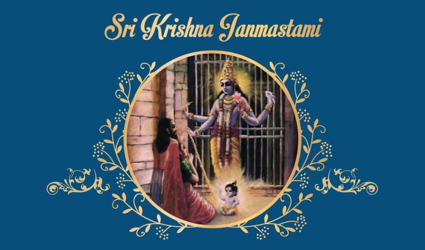 Sri Krishna Janmashtami: El advenimiento de Krishna
